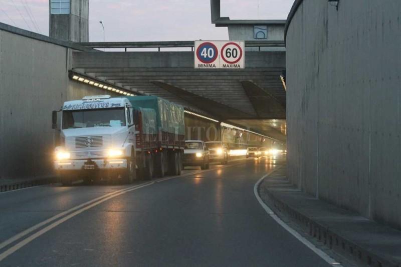Cruzar el Túnel Subfluvial será más caro