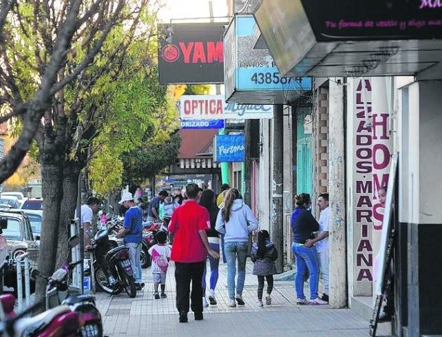Los barrios rosarinos padecen la crisis