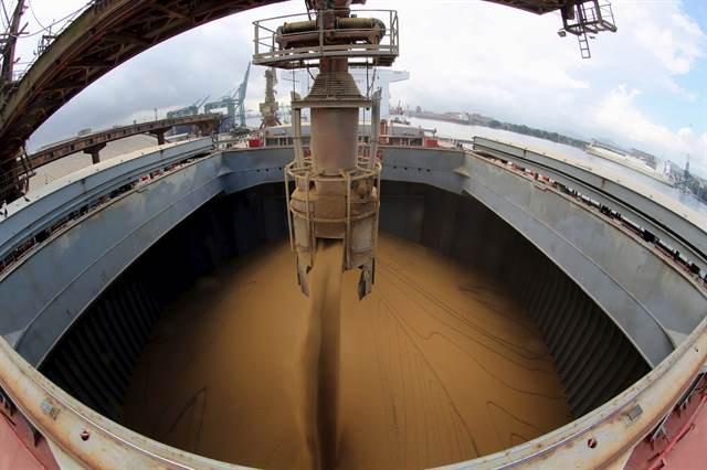El año pasado los exportadores de granos liquidaron US$ 2511,3 millones menos