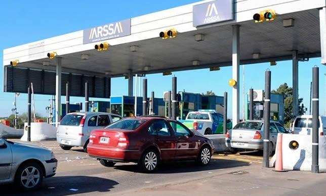 Nuevo cuadro tarifario para el peaje en la autopista Rosario - Santa Fe