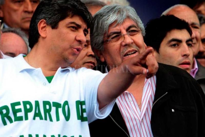 Denunciaron a Hugo Moyano por lavado de dinero