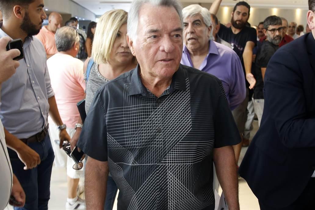 Luis Barrionuevo: