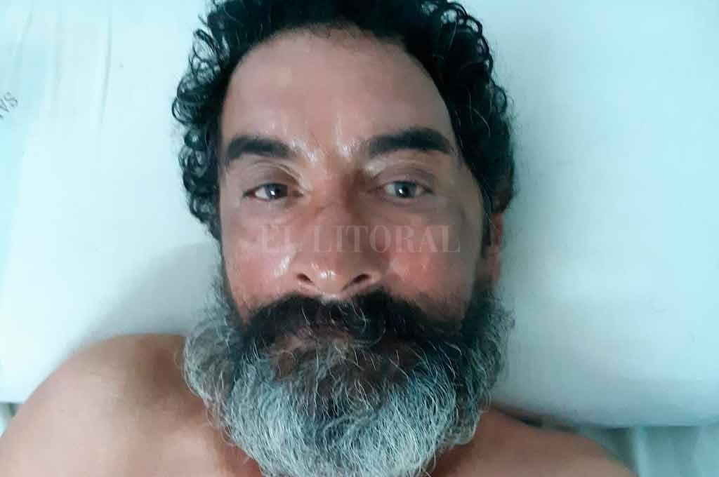 Santa Fe: buscan a familiares de un hombre internado en el hospital Sayago