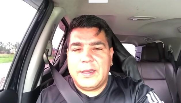Coty Hernández grabó un emocionante mensaje para los inundados
