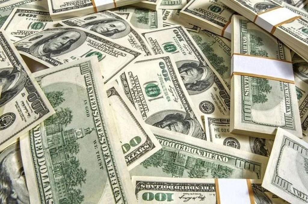 El dólar saltó 45 centavos y quedó en $ 38,60