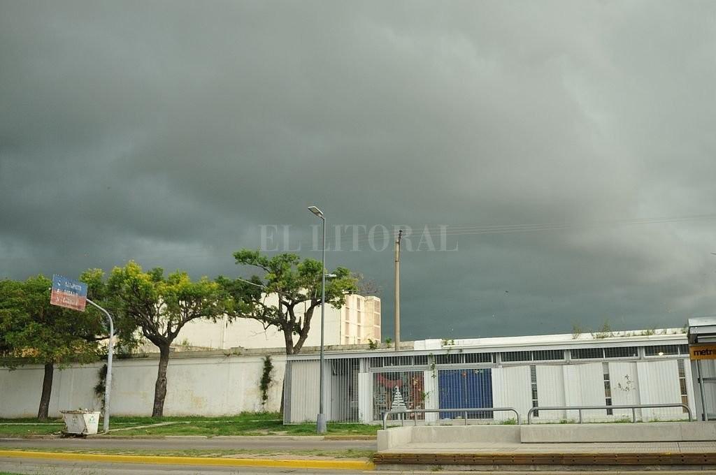 Alerta por tormentas fuertes