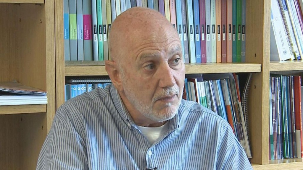 Agustín Salvia, director del Observatorio de Deuda Social de la UCA: