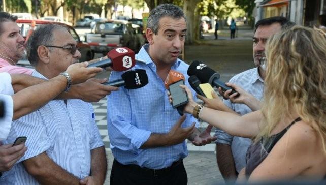 Javkin aseguró que la crisis en seguridad obliga a todos los poderes a