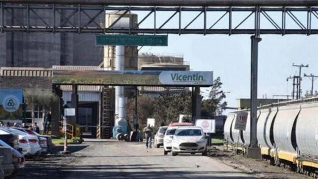 Las plantas de Vicentín seguirán paradas hasta el 3 de febrero