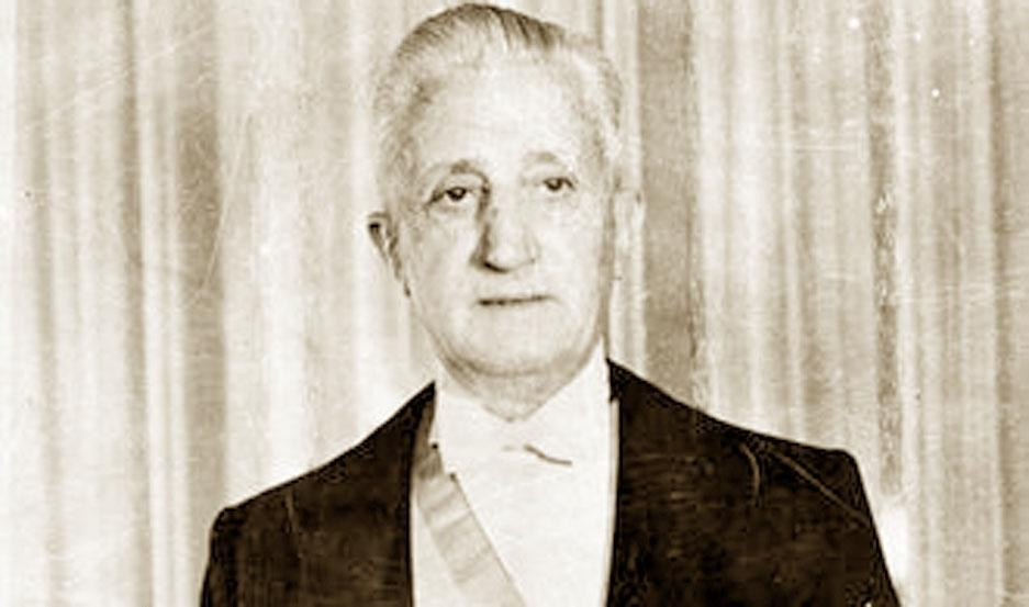 A 37 años del fallecimiento del presidente Arturo Umberto Illia