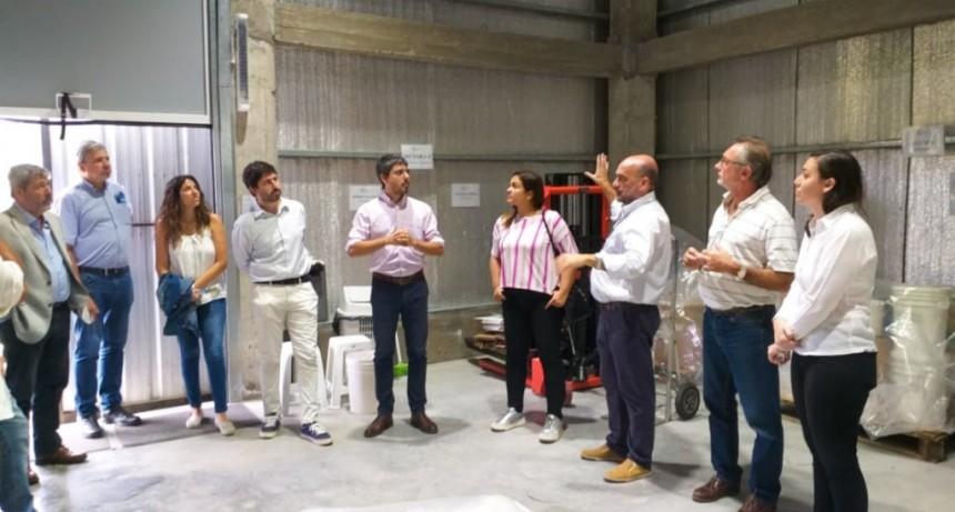 Santa Fe y La Rioja se vinculan para trabajar en producción e innovación tecnológica