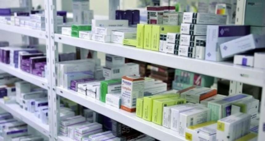 Droguerías recortan entrega de remedios por una deuda de la provincia