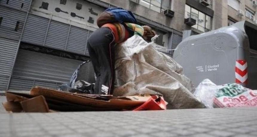 La canasta que mide la pobreza saltó de los $26.443 a casi $39.000 durante 2019