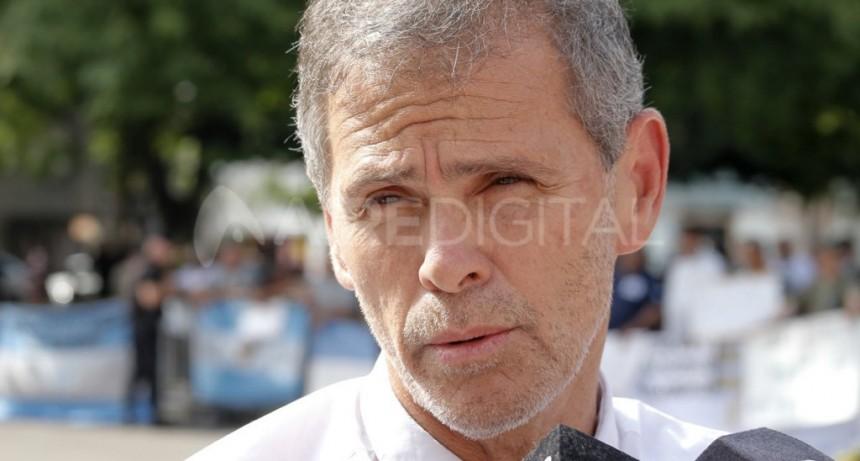 Borgonovo también invita a repensar el sistema de vacaciones de jueces y fiscales