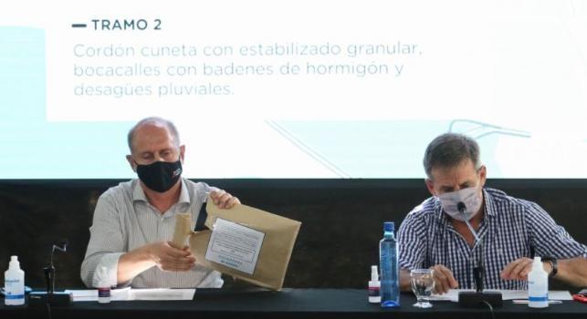"""Perotti: """"Nación, provincia y municipio pueden cooperar a favor de la gente"""""""