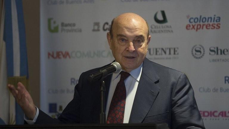 """Según Cavallo, la que manda es Cristina y a Alberto Fernández y Martín Guzmán """"sólo les queda rezar"""""""