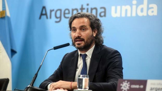 La restricción para la circulación nocturna se publicará el viernes en Boletín Oficial, aseguró Cafiero