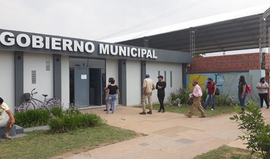 El COE de Bandera solicitó a las autoridades provinciales el aislamiento de la ciudad