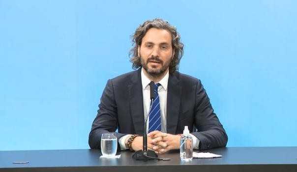 Las autoridades provinciales deberán aplicar las medidas restrictivas contra el coronavirus, afirmó Cafiero