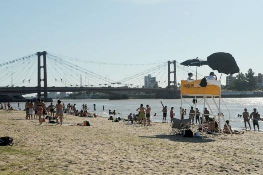 Distanciamiento: La Municipalidad promete controles en playas y parques este fin de semana