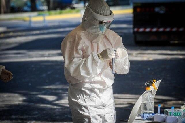 Rosario no registró muertes por coronavirus por segundo día consecutivo