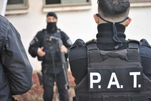 En los primeros 10 días del año, la Policía secuestró 28 vehículos con pedido de captura