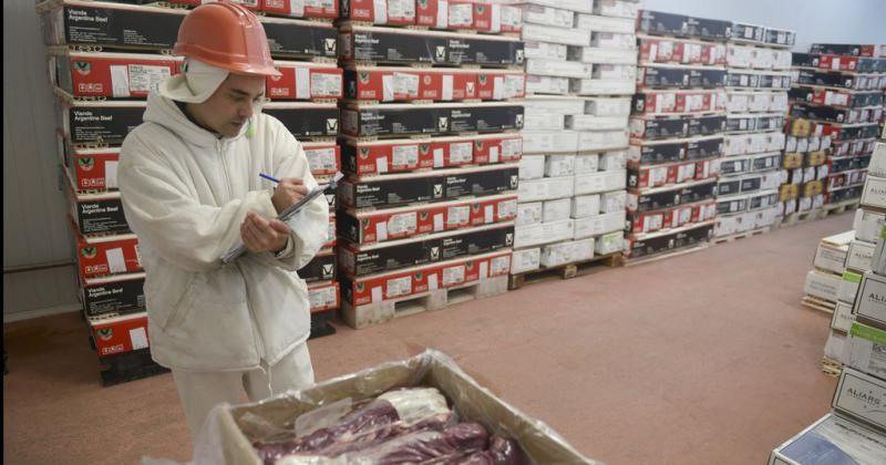 Las exportaciones de carne a China dieron otro salto y alcanzaron las 94 mil toneladas