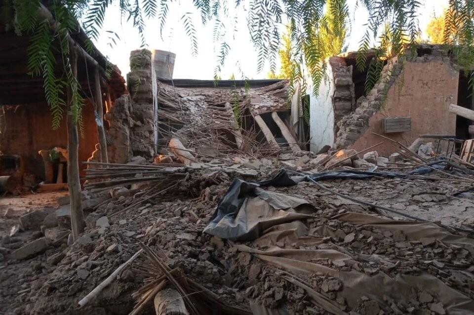 Un terremoto sacudió a San Juan y se sintió en Santa Fe