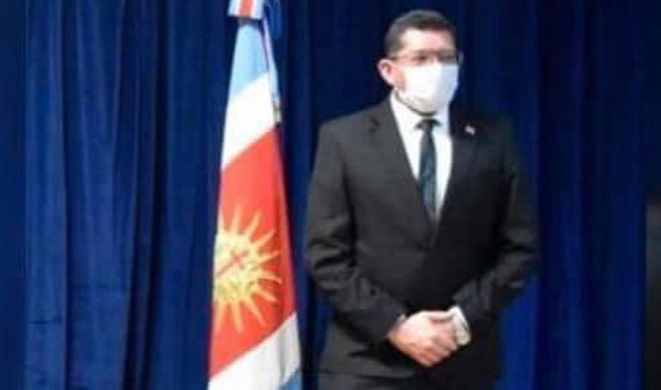 El gobernador Zamora lamentó el fallecimiento del subjefe de la Policía de la Provincia