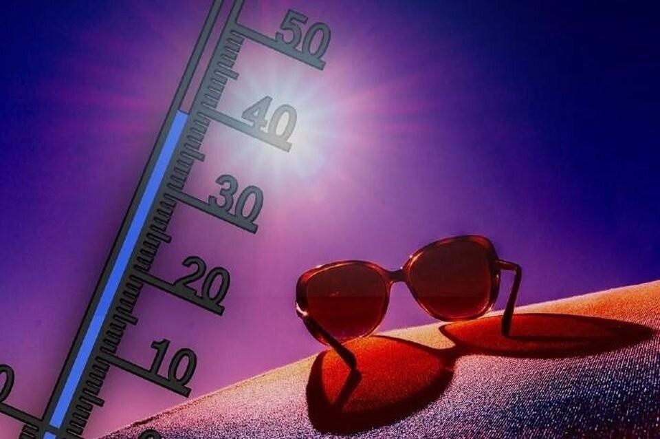 Calor: advierten por altas temperaturas en el centro del país