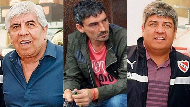 Acusan a los Moyano de lavar plata en el club Independiente