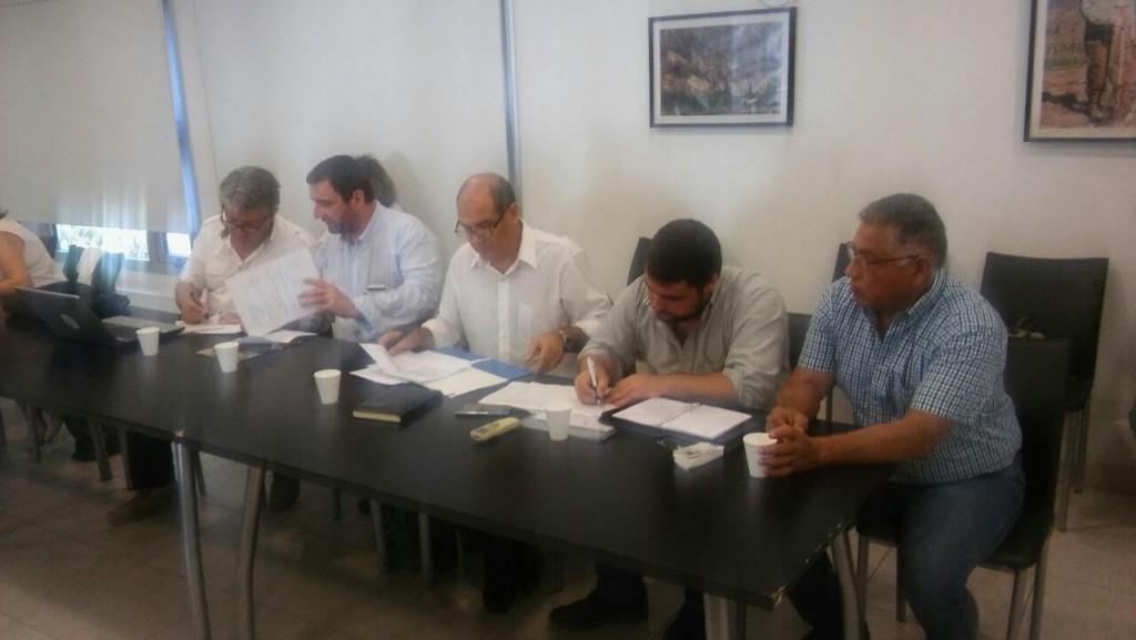 Reunión Mesa Algodonera Nacional