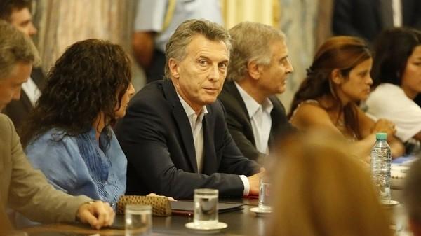 Mauricio Macri, cada vez más presionado para mostrar resultados de gestión