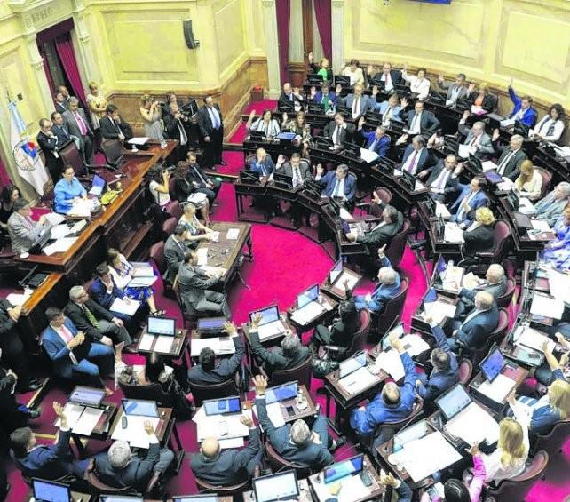 El Senado empieza el debate por la integración de las comisiones