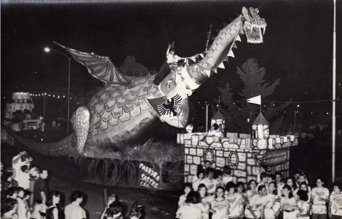 ¿Por qué Sastre es la capital provincial de los carnavales?