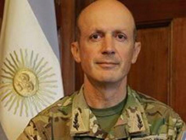 Macri relevó al jefe del Ejército y designó a Claudio Pasqualini