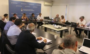 La provincia participó de la Mesa Nacional Algodonera