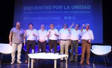 Encuentro del peronismo ampliado en clave de unidad y con un sueño: 2019