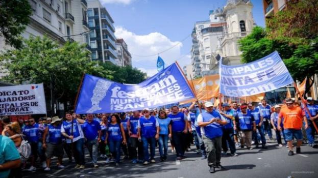 La Región El conflicto por despidos en Ceres se vuelve provincial y multisindical