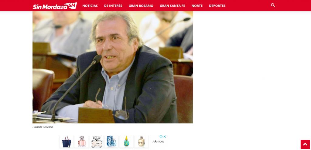 """Olivera: """"Declarar la emergencia permitará superar las dificultades económicas"""""""