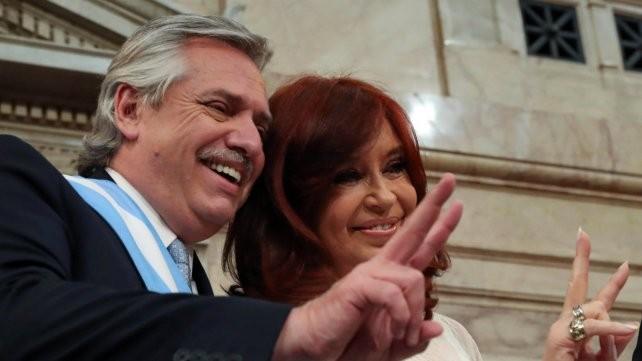 Alberto Fernández avaló a Cristina en su crítica al Fondo Monetario