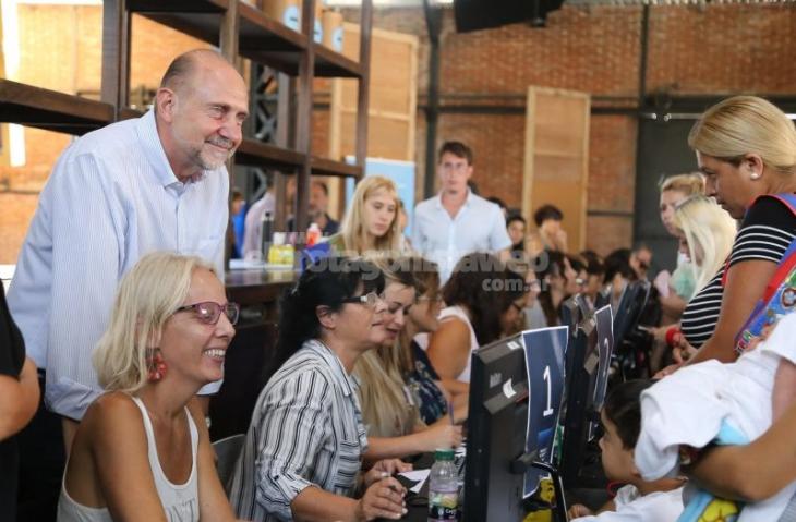 """Perotti sobre la Tarjeta Alimentar: """"Estamos dando una lucha contra el hambre"""""""