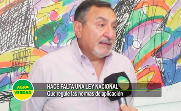 Agroquímicos: qué dijo en Córdoba sobre zonas de restricción el presidente del SENASA