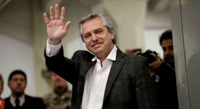Alberto Fernández celebró que el FMI