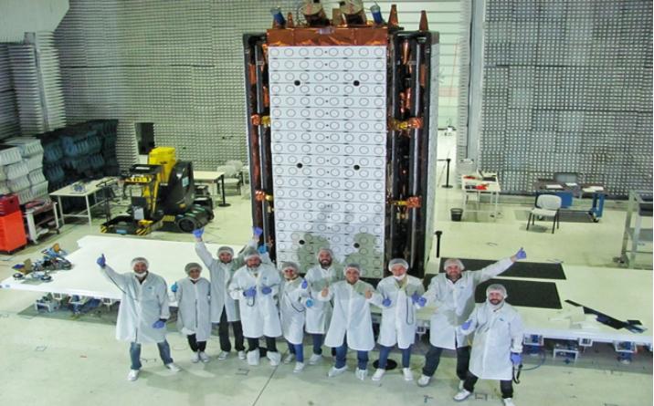De gran utilidad para el agro, el Satélite SAOCOM 1B será puesto en órbita a fines de marzo.