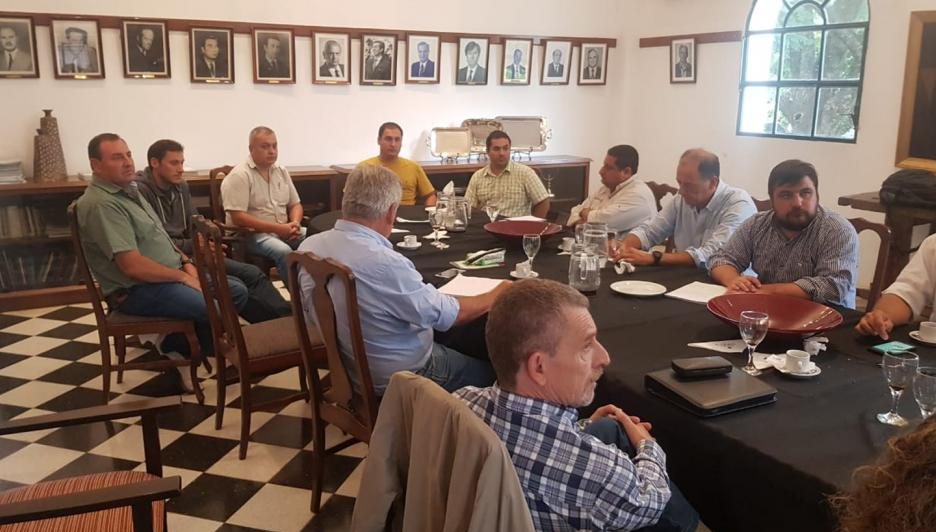 Se llevó a cabo la reunión del Consejo Federal Fitosanitario del NOA