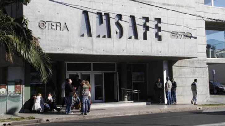 Amsafé: en La Capital y Rosario, todas las mociones proponen ir al paro y no empezar las clases