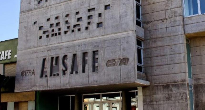 AMSAFE decidirá el sábado si acepta o no la oferta del gobierno