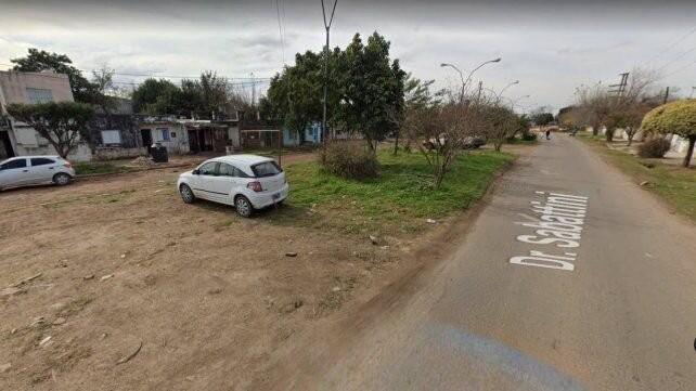 Más de catorce vainas servidas de 9 milímetros y fusil FAL en una balacera contra una vivienda de zona sudoeste