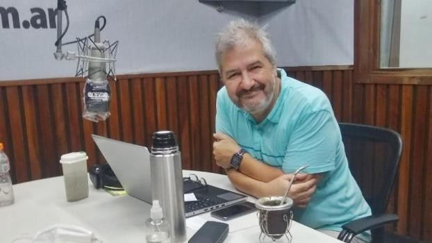 La emoción de Osvaldo Medina tras vencer el coronavirus, la vuelta a la radio y el agradecimiento a los trabajadores del Cullen
